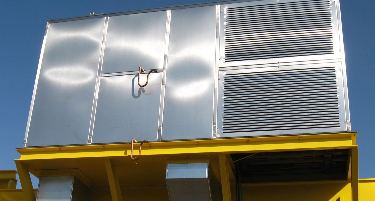 ASOFRIGO - Imagen de instalación de climatización industrial 2