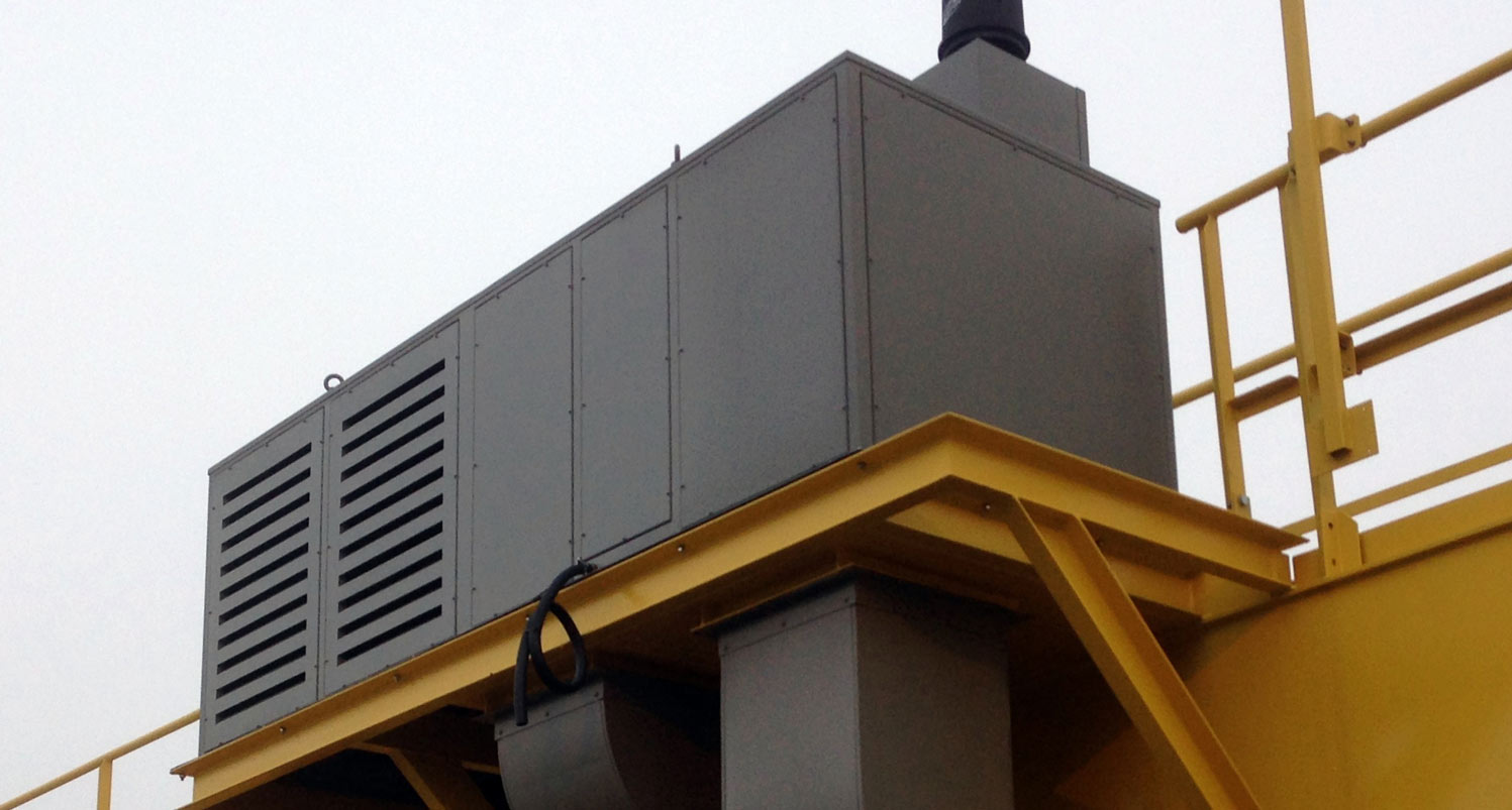 ASOFRIGO - Imagen de instalación de climatización industrial 3