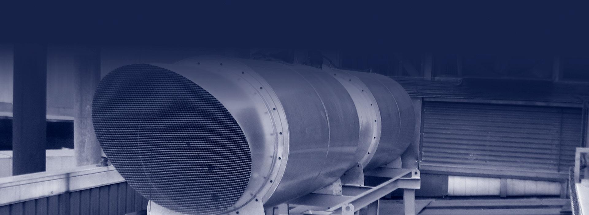 ASOFRIGO ventilación industrial y filtración